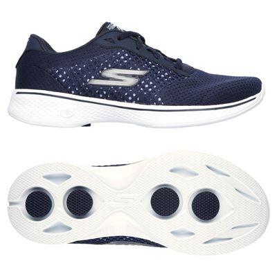 Skechers Go Walk 4 Exceed Ladies Walking Shoes-nvw-main