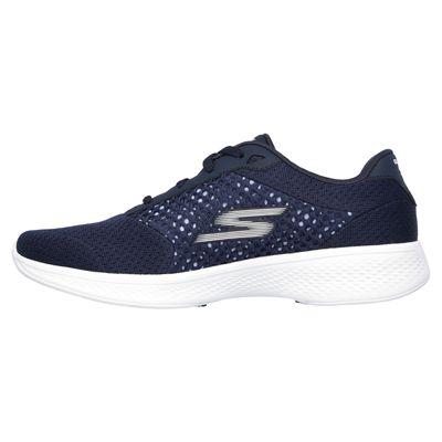 Skechers Go Walk 4 Exceed Ladies Walking Shoes-nvw-side