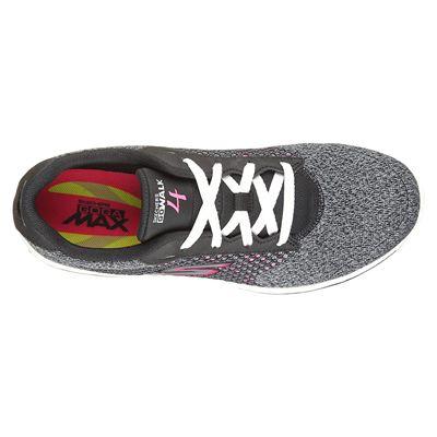 Skechers Go Walk 4 Exceed Ladies Walking Shoes SS18 - Above