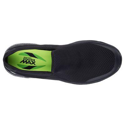 Skechers Go Walk 4 Incredible Mens Walking Shoes - Black/Above