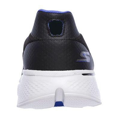 Skechers Go Walk 4 Incredible Mens Walking Shoes - Blue/Back