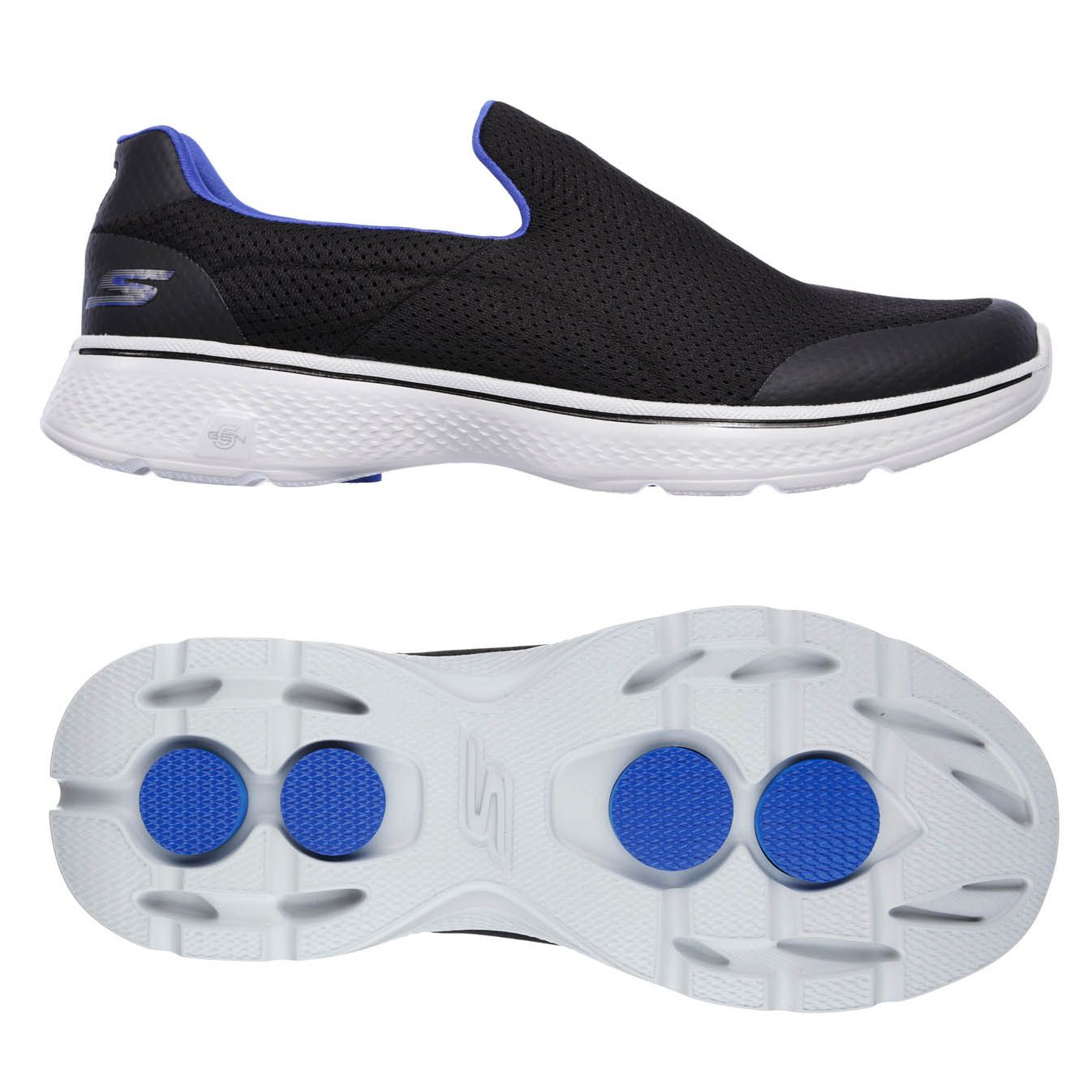 Mens Blue Golf Shoes