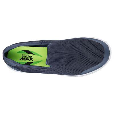 Skechers Go Walk 4 Incredible Mens Walking Shoes - Navy/Above