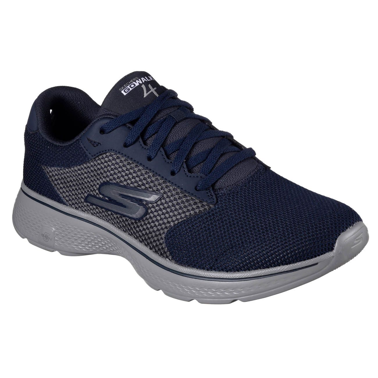 Mens Comfort Walking Shoes Lace Up