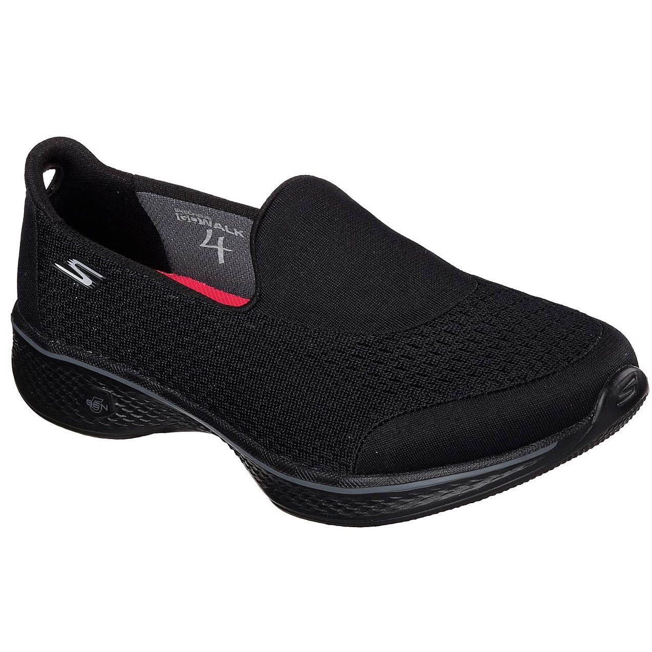Skechers Go Walk 4 Pursuit Ladies Walking Shoes