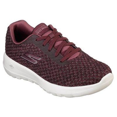 Skechers Go Walk Joy Pivotal Ladies Walking Shoes - Angled