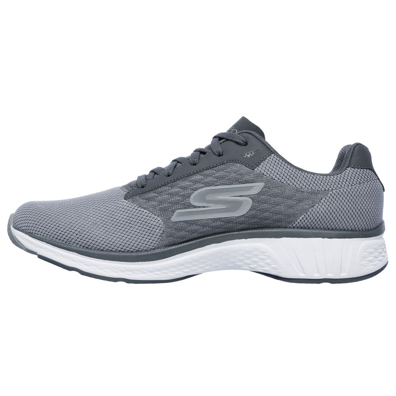 skechers go walk sport lace up mens walking shoes. Black Bedroom Furniture Sets. Home Design Ideas