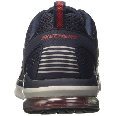 Skechers Skech-Air Infinity Kilgor Mens Training Shoes - Navy - Back