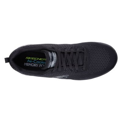 Skechers Sketch Air Extreme Mens Walking Shoes-Black-Top