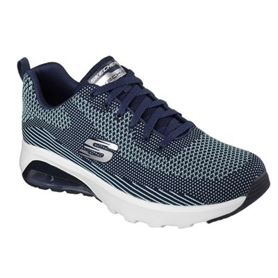 Skechers Sketch Air Extreme Mens Walking Shoes-Navy/Blue