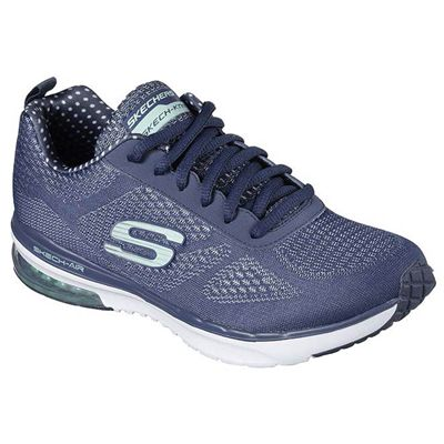 Skechers Skech Air Infinity Ladies Training Shoes - Blue