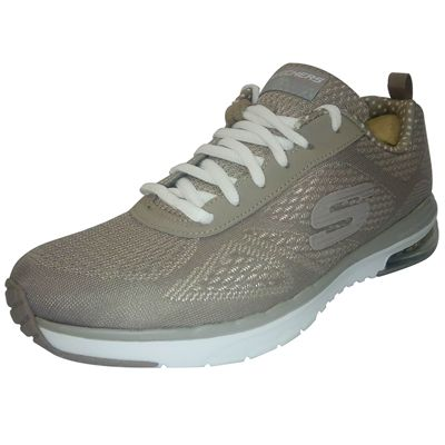Skechers Skech Air Infinity Ladies Training Shoes - Grey