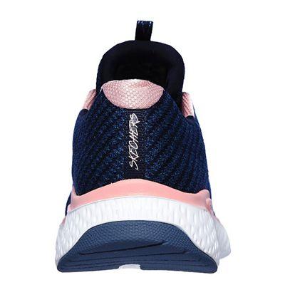 Skechers Solar Fuse Brisk Escape Ladies Training Shoes - Back