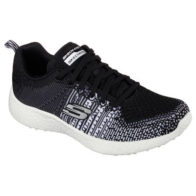 Skechers Sport Burst Ellipse Ladies Athletic Shoes-Angled