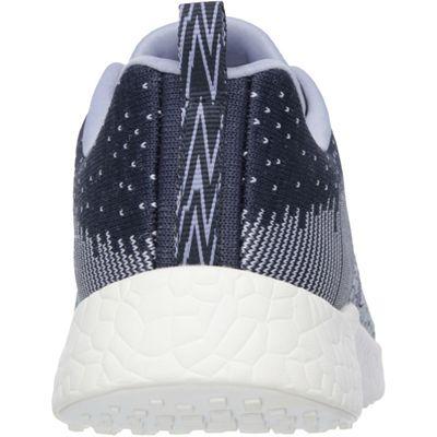 Skechers Sport Burst Ellipse Ladies Running Shoes-Navy-Back
