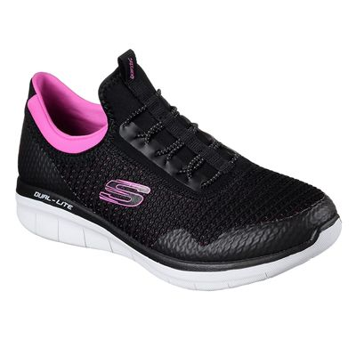 Skechers Synergy 2.0 Mirror Image Ladies Training Shoes - Angled