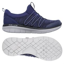 Skechers Synergy 2.0 Simply Chic Ladies Walking Shoes