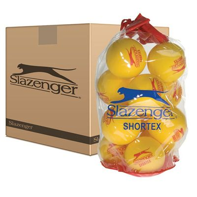 Slazenger Shortex Mini Tennis Balls - 5 Dozen Image