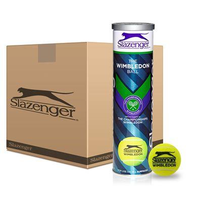 Slazenger Wimbledon Tennis Balls - 12 dozen 2018