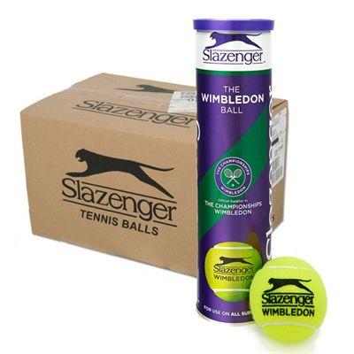 Slazenger Wimbledon Tennis Balls - 12 dozen