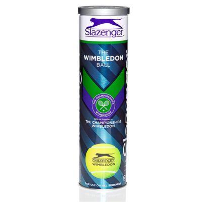 Slazenger Wimbledon Tennis Balls 2018
