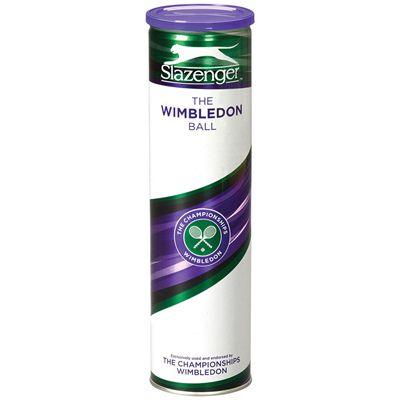 Slazenger Wimbledon Tennis Balls 1 tube
