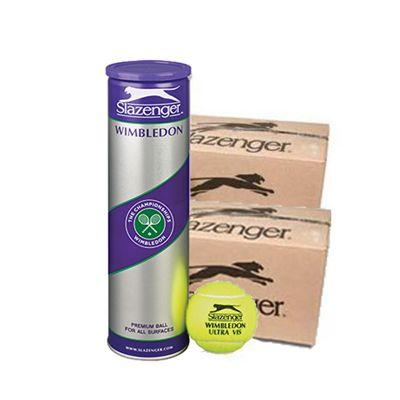 Slazenger Wimbledon Ultra Vis Hydroguard Tennis Balls