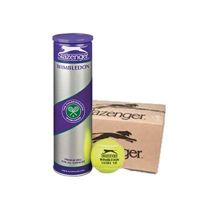 Slazenger Wimbledon Ultra Vis Hydroguard Tennis Balls1