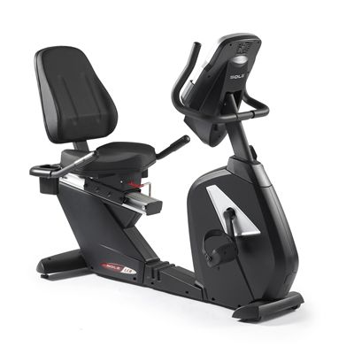 Sole Fitness LCR Recumbent Cycle Front