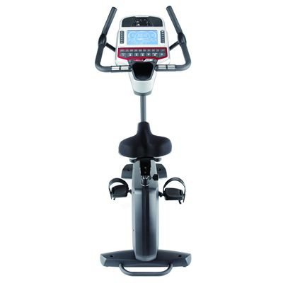 Sole B94 Upright Exercise Bike - Front View