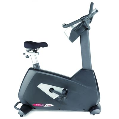 Sole B94 Upright Exercise Bike - Side View