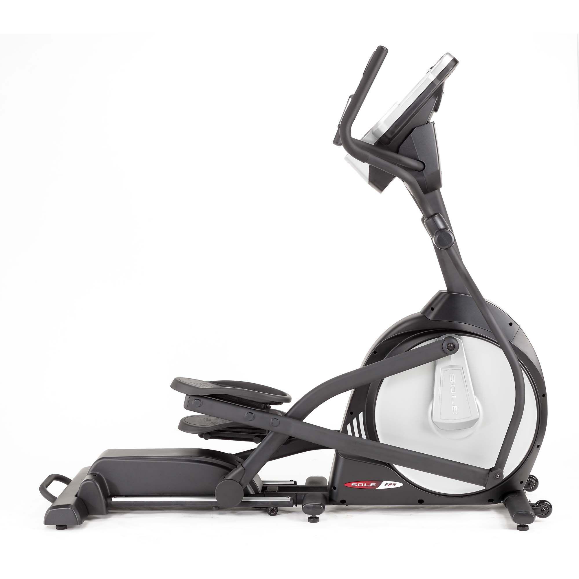 elliptical machine sole e25