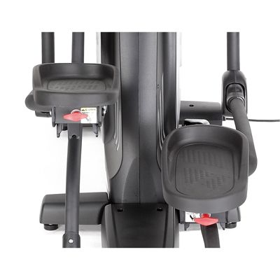 Sole E35 Elliptical Cross Trainer - Foot Pedals Close View