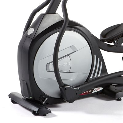 Sole E35 Elliptical Cross Trainer - Quiet Drive System Image