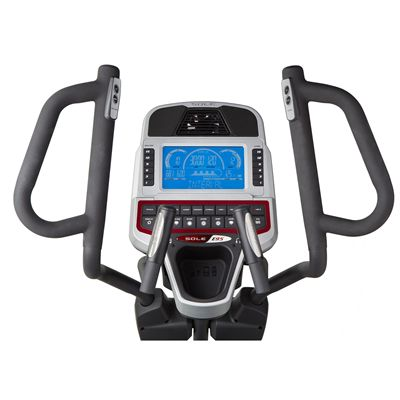 Sole E95 Cross Trainer - console