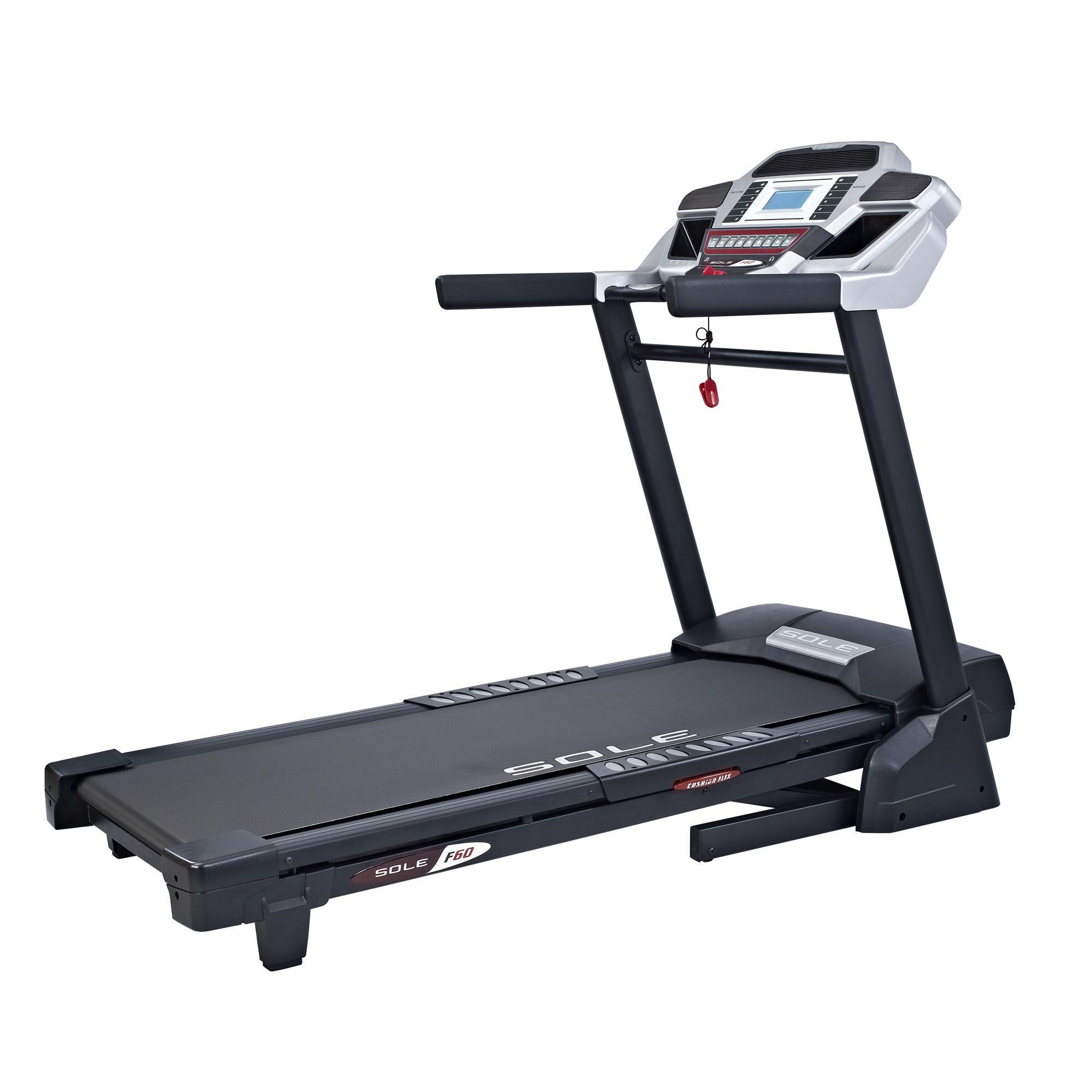 Sole Treadmill S77: Sole F60 Treadmill