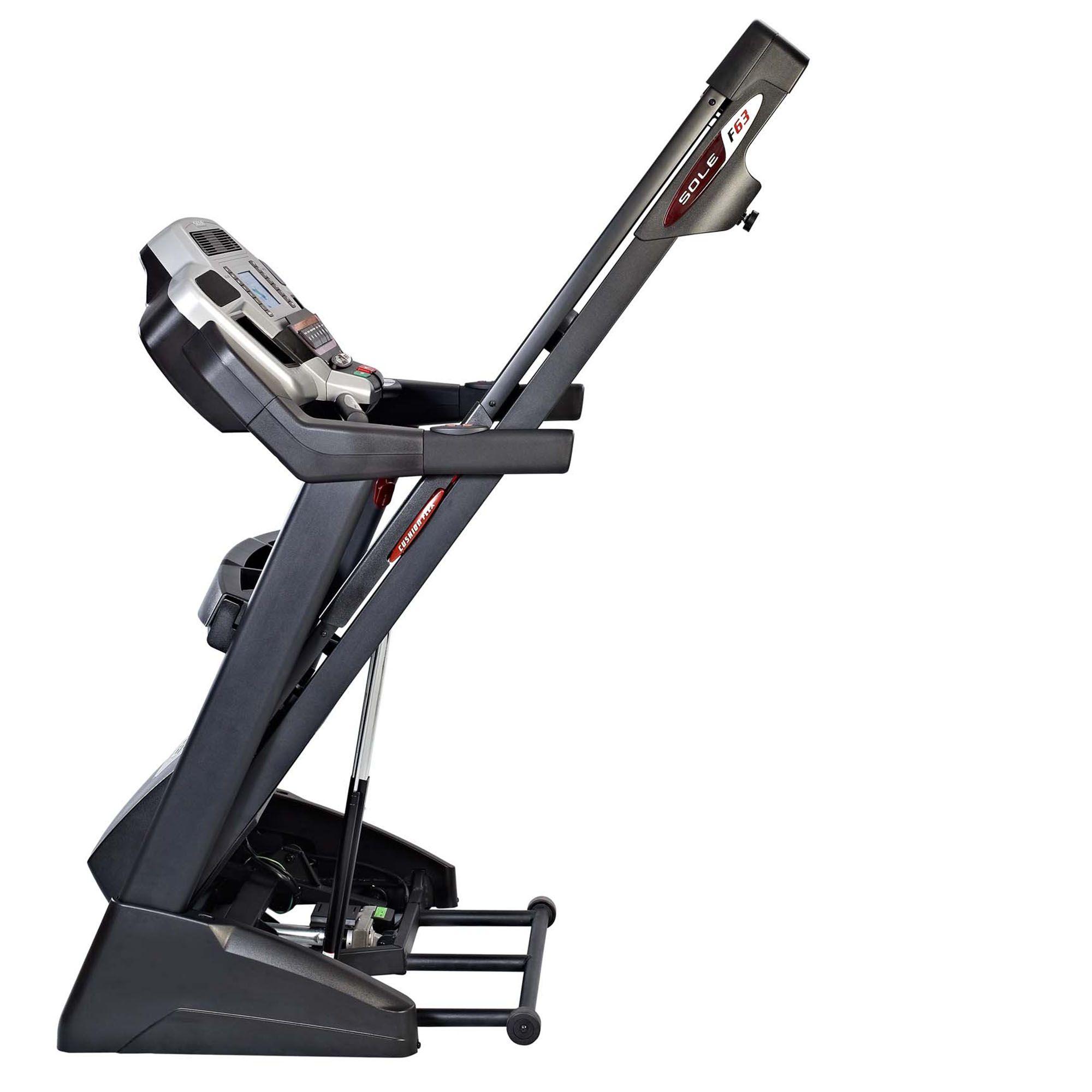 Treadmill Belt Moving Slow: Sole F63 Treadmill