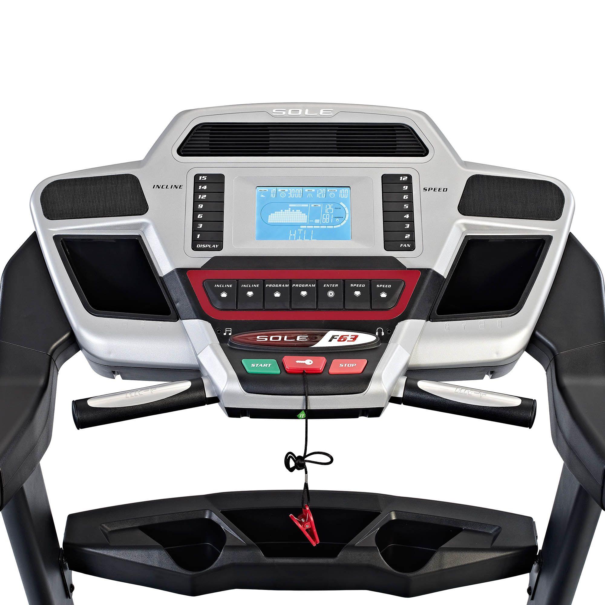 Sole Treadmill Order Tracking: Sole F63 Treadmill