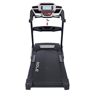 Sole F63 Treadmill - Front View