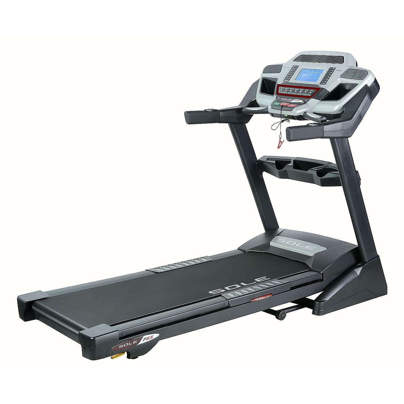 Sole Treadmill S77: Sole F65 Treadmill
