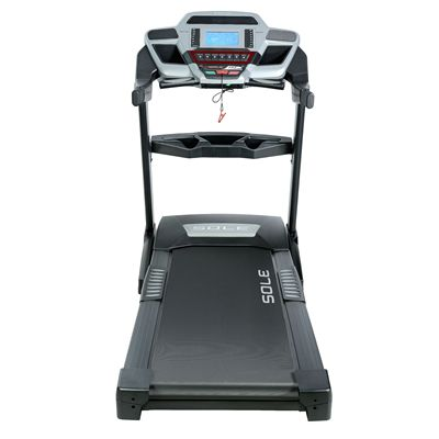 Sole F65 Treadmill - Front View