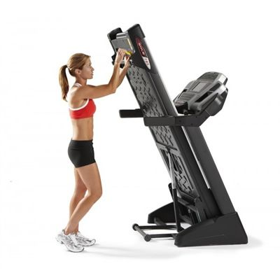 Sole F85 Treadmill folded