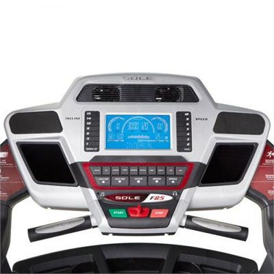 Sole F85 Treadmill Main Console