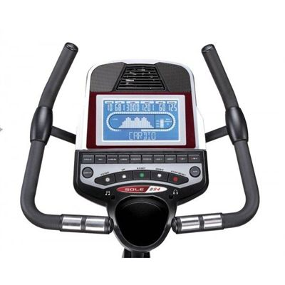 Sole B94 Upright Bike - Console