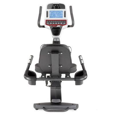 Sole R92 Recumbent Exercise Bike - Front View
