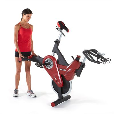 Sole SB900 Indoor Cycle - Transport Wheels