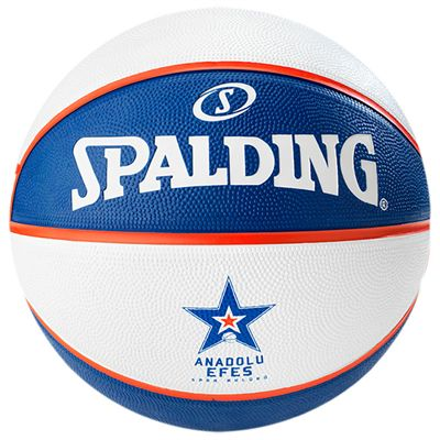 Spalding Anadolu Efes Euroleague Team Basketball