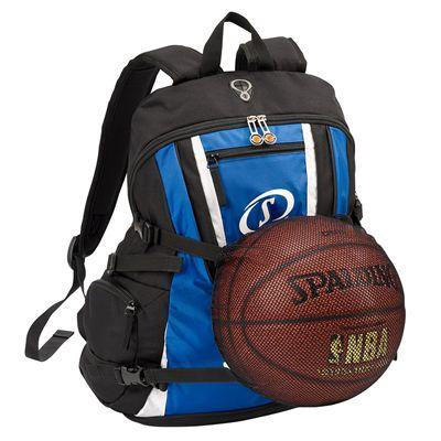 Spalding Backpack Blue