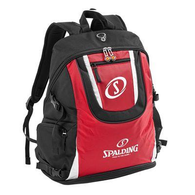 Spalding Backpack Red