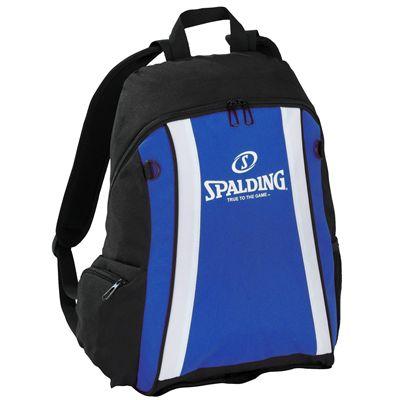 Spalding Backpack SS17 - Black/Blue